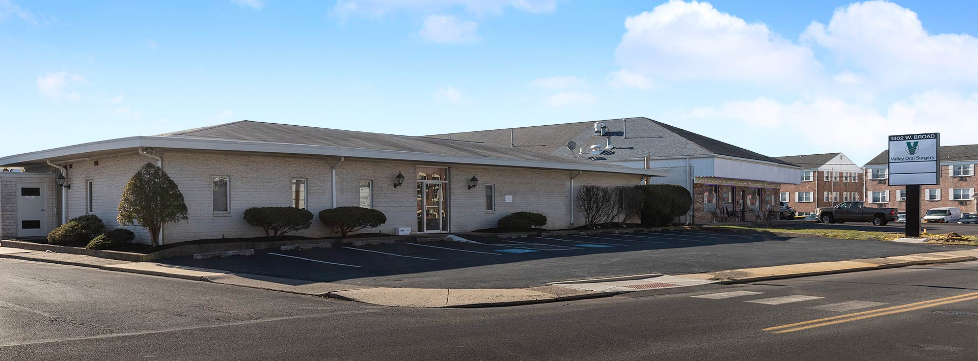 Valley Oral Surgery Quakertown office